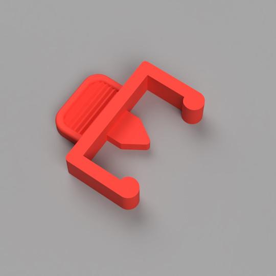 Arm Lock for Beogram 4000 series v2